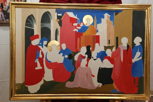 La predica di S.Pietro Beato Angelico - in lavorazione