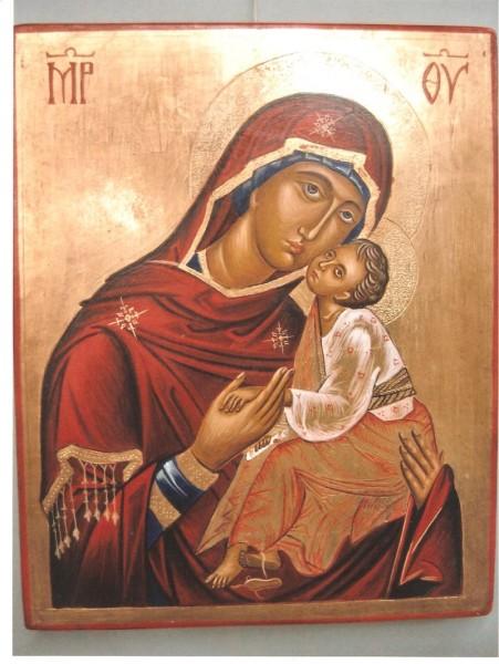 Madonna con Bambino 001