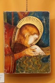 Particolare da Cappella della Maddalena Giotto vero affresco