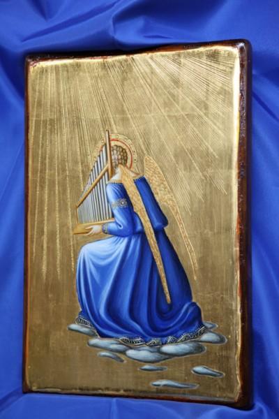 particolare da Pala d S. Egidio Beato Angelico