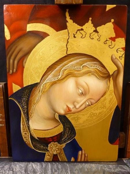 Madonna da Polittico Valleromita