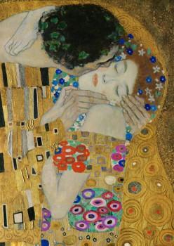 part. Bacio Klimt
