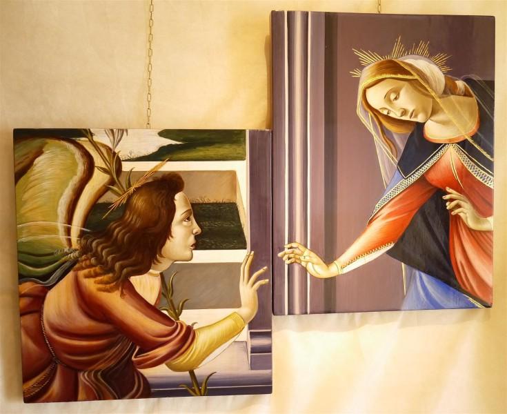 annunciazione Botticelli