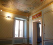 Restauro palazzo Brunori