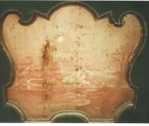 porta-laccata-con-dipinti-ad-olio-su-tela-prima-del-restauro