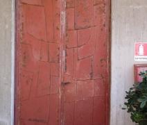 le porte prima del restauro