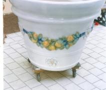 grande-vaso-in-maiolica-in-pezzi-il-vaso-restaurato
