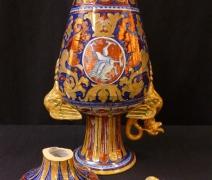 vaso-in-maiolica-lustrato